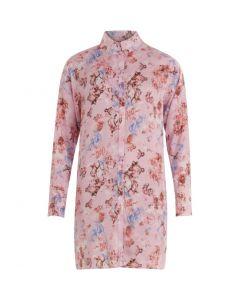 Lange blouse met opstaande kraag van Coster Copenhagen