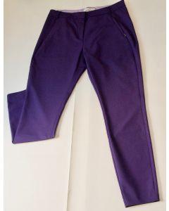 Klassieke lange pantalon in Dark Lilac van Coster Copenhagen