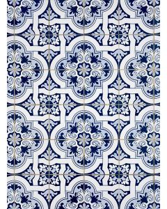 Vloerkleed Tapit Wild Tiles van Jokjor