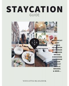 Boek Staycation Guide van Anne de Buck