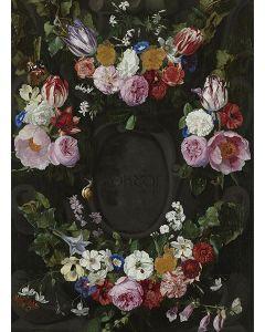 Tapit vloerkleed Wild Flowers van Jokjor