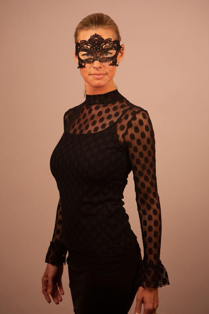 Juffrouw Jansen kleding